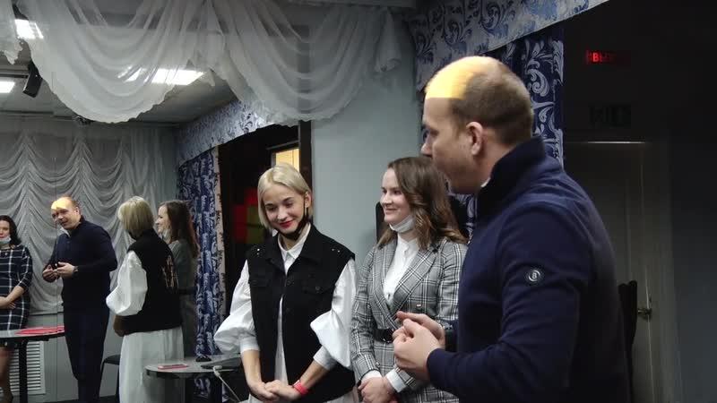 Встреча актива молодёжи с депутатом