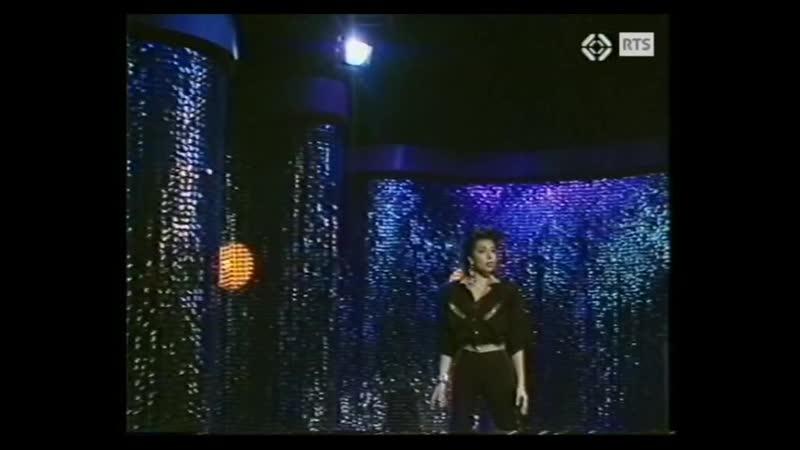 Rose Laurens La Nuit Studio Performance 28 11 1986