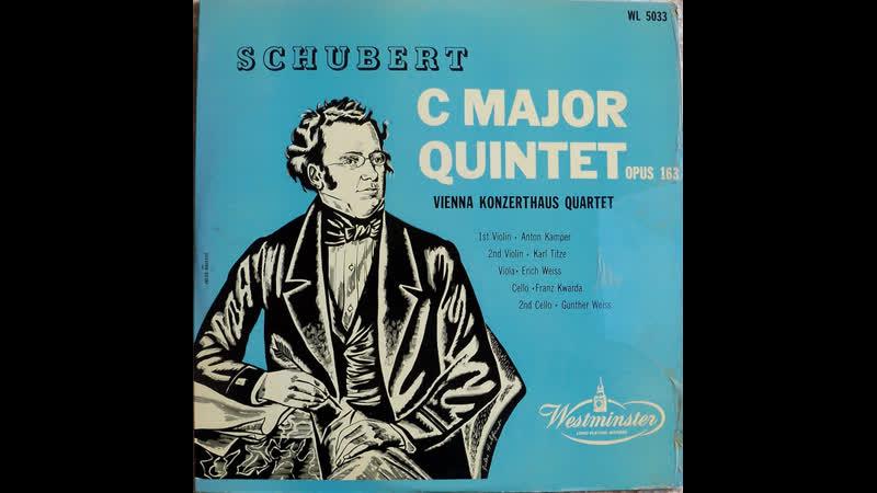 Franz Schubert Ave Maria 1810 Recorded In Europe Made In U S
