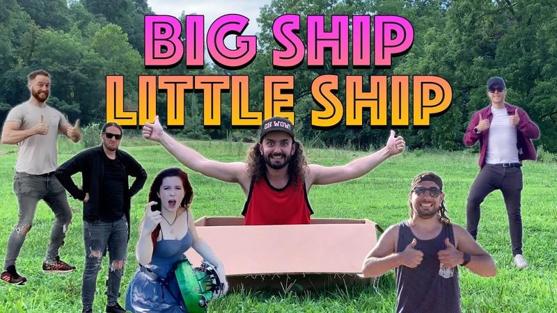 ALESTORM Big Ship Little Ship Official Video Napalm Records
