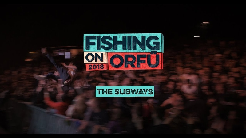 The Subways - Live at Fishing on Orfű 2018 (Full concert)