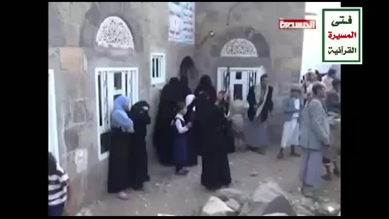 هل رأيت أم شهيد تطلق النار في تشييع أبنها يالها من ام عظيمة mp4