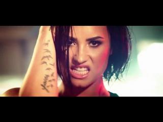 клип Деми Ловато  / Demi Lovato - Confident ( Rodriguez  )