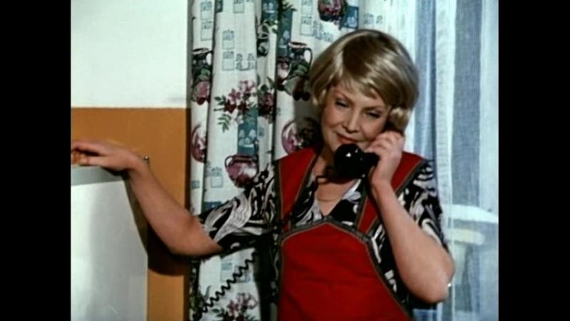 Ольга Сергеевна 7 серия 1975