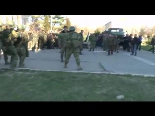 Крым 2014, как это было.