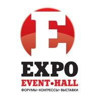 Логотип EXPO EVENT HALL