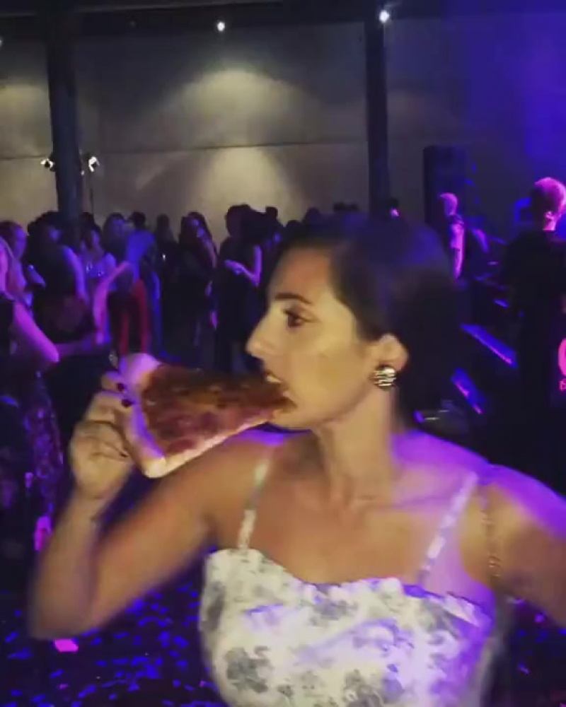 Как я люблю пиццу