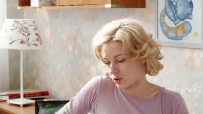 Ольга Красько в сериале Мама будет против 2013 1 серия 1080i