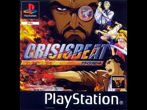 Прохождение Crisis Beat на PlayStation 1 б к