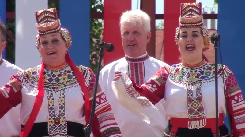 XVII Всероссийский фестиваль народной песни музыки и танца На родине М Е Пятницкого 2018