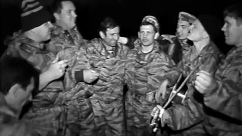 Видеоклип памяти погибших бойцов Кузбасского ОМОН в Чечне 25.02.1995