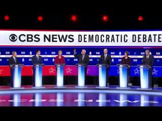 Других тем не нашлось: на предвыборных дебатах в США опять спорили о России