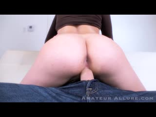 Sophia Lux for a Blowjob, Fucking and Cum Swallowing