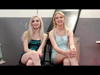 Chloe Cherry and Lexi Lore [Analplay, Endurance, Blonde, Toys]