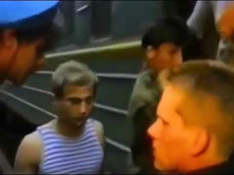 День ВДВ Полиция Латвии против молодых десантников 1992 год