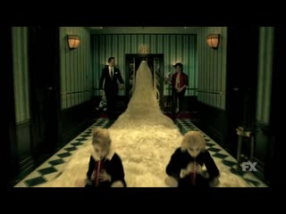 American Horror Story: Hotel - First Cast Official Trailer - Hallways