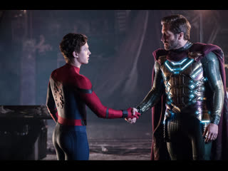 Человек-Паук: Вдали от дома  второй трейлер