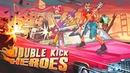 Double Kick Heroes (Switch) First 14 Minutes on Nintendo Switch - First Look - Gameplay ITA