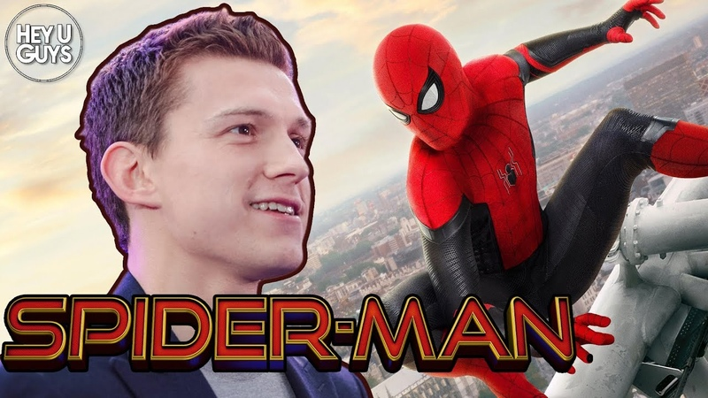 Exclusive Tom Holland on the next Spider Man film Sinister Six