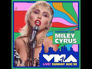Miley Cyrus - VMAs 2020