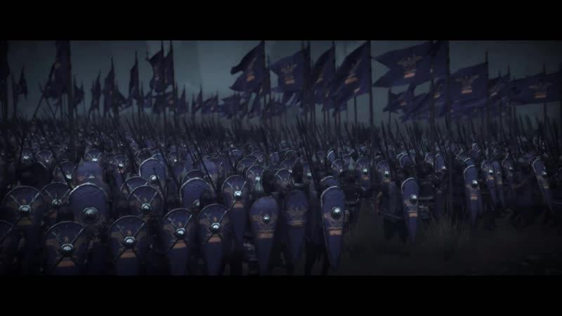 Битва 2000 солдат в средневековом фильме Mount Blade 2