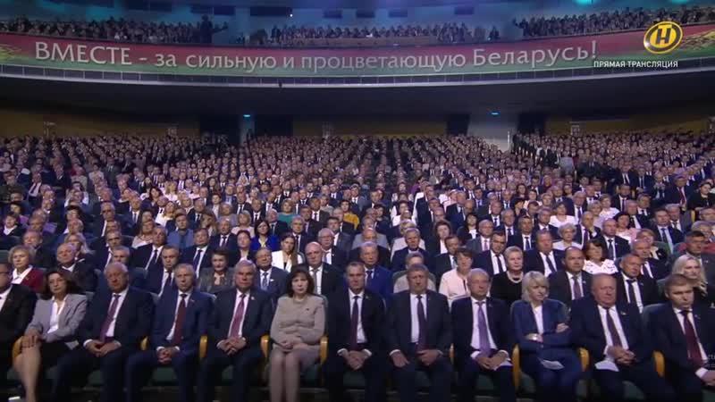 Александр Лукашенко о национальной безопасности