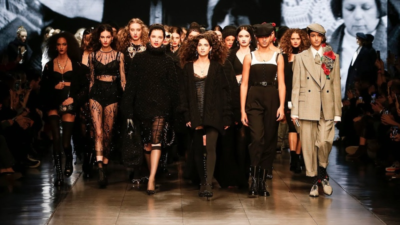 Dolce Gabbana Fall Winter 2020 21 Women's Fashion Show