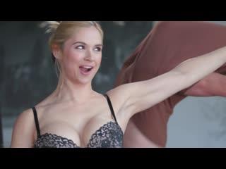 #Nm #Nurumassage - Sarah Vandella массаж минет в рот ебля милфа не кончай в меня шлюха засвет продалась трахает зрелую мамку