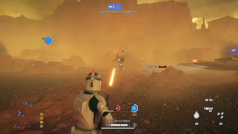 I still consider Geonosis' Trippa Hive to be one of this games biggest triumphs.mp4