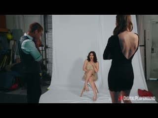 Jane Wilde, Ashley Lane - Better Things To Do Episode 6 [DigitalPlayground] Blowjob, Teen, Threesome