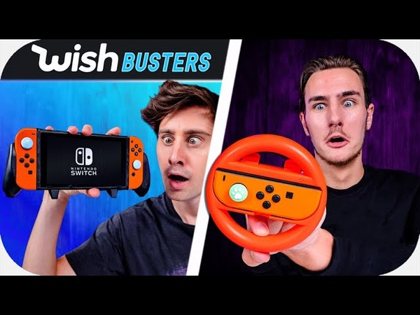 Buying ALL the Nintendo Switch on Wish
