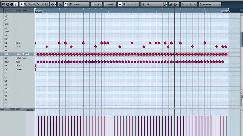Recording 101 How to program MIDI drums 101 basics