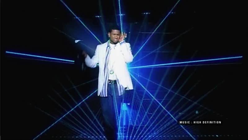 Usher feat Lil Jon Ludacris Yeah HD 720p