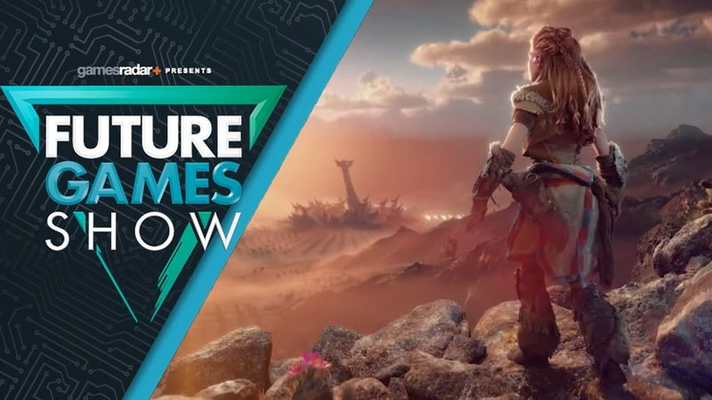 The Future Is Now Sizzle Future Games Show