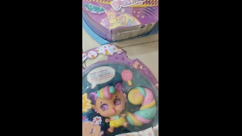 Оригинальная FAMOSA The Bellies Blinky из детского игрового