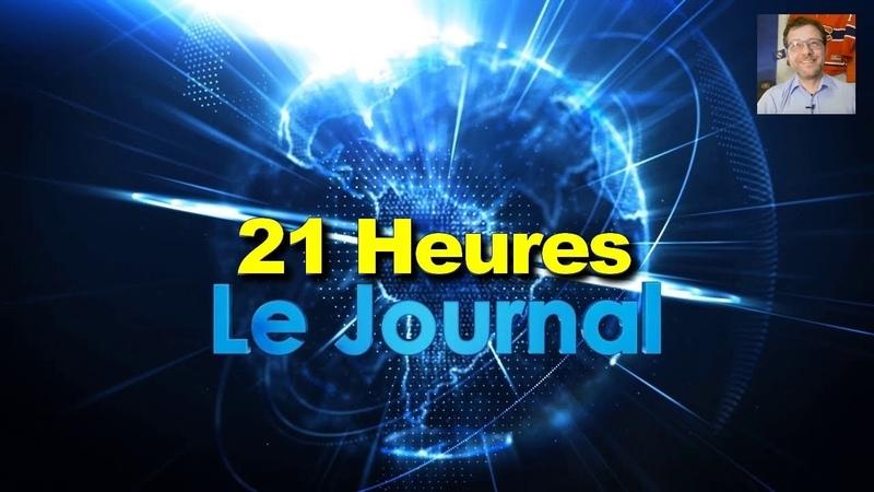 AUCUNE PREUVE QUE COVID 19 CAUSE D'ÉNORMES PERTES EN VIES HUMAINES 21 Heures le Web Journal