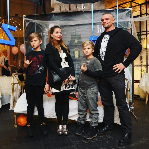 Владимир Епифанцев бросил жену с детьми и не поддерживает с ними связь