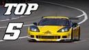 TOP 5 - BEST SOUNDING GT1 RACECARS