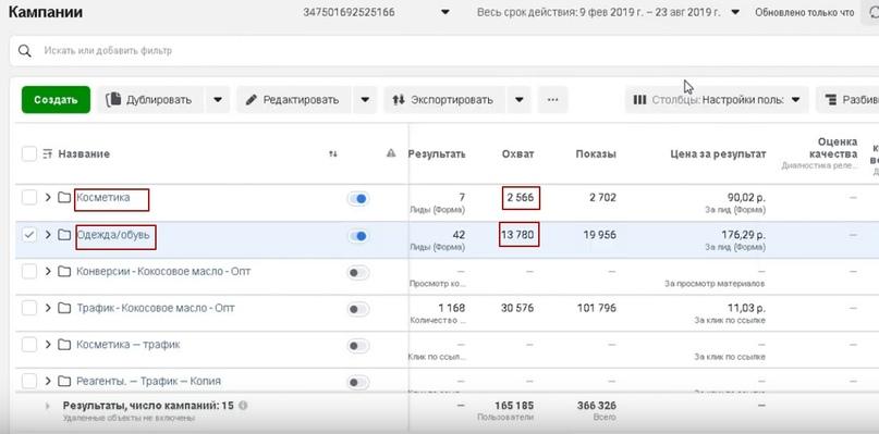 42 лида за 10 дней по 176 рублей для компании по международным перевозкам и сертификации., изображение №16