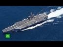 Капитана охваченного коронавирусом авианосца США уволили