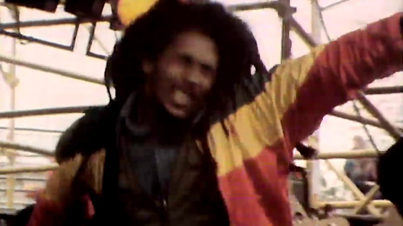 Bob Marley Get Up Stand Up Live at Munich 1980