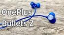 39 $ ЗА ЛУЧШИЕ БЕСПРОВОДНЫЕ НАУШНИКИ 🚀 ЗАТЫЧКИ! ШНУРОК РУЛИТ OnePlus Bullets Wireless Z