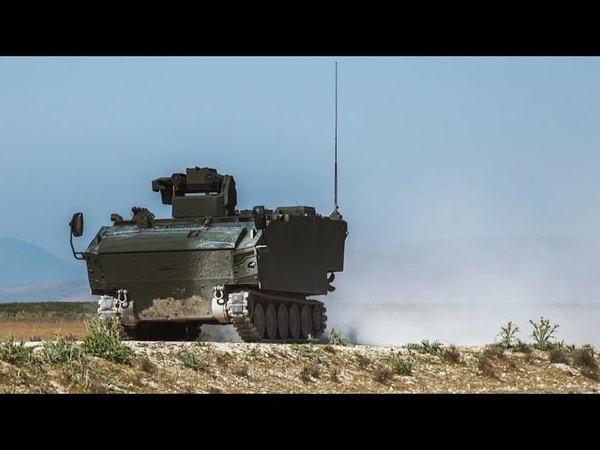 New Turkish Tank Destroyers Fnss Kaplan 10 Pars 4x4