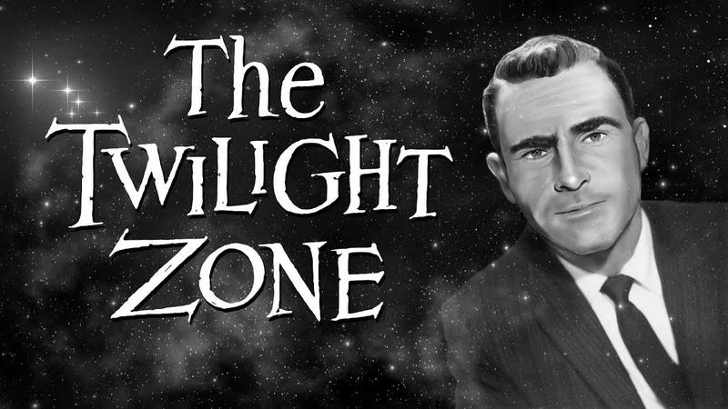 Заставка к сериалу Сумеречная зона