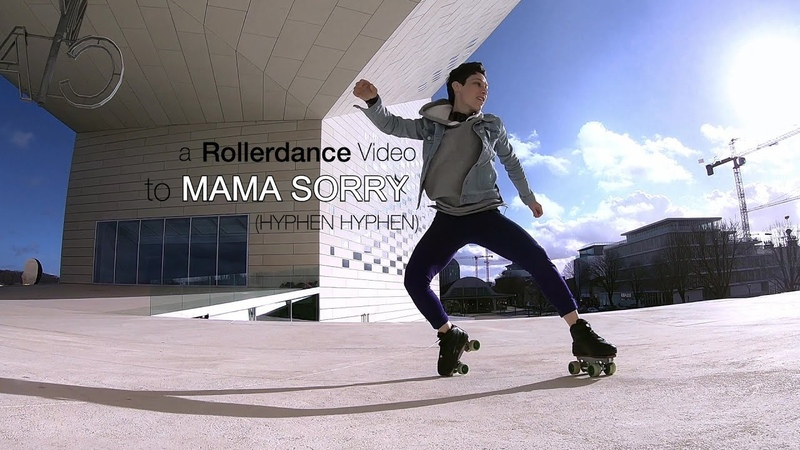 Kozmic A Rollerdance Video to MAMA SORRY Hyphen Hyphen