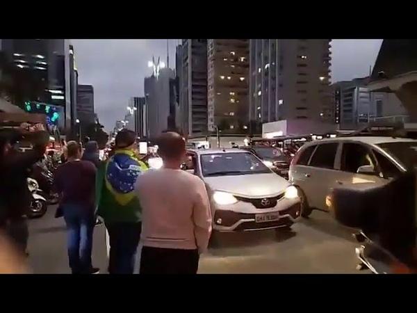 Brasilien bricht die Quarantäne