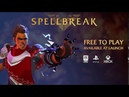 Spellbreak - Free-to-Play Announce Trailer