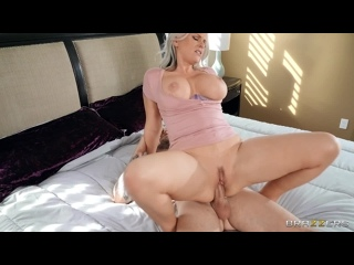[Brazzers] Alena Croft - Anal Stretching In The Shower [2020, Anal, All Sex, Blowjob, Big Tits, MILF, 1080p]