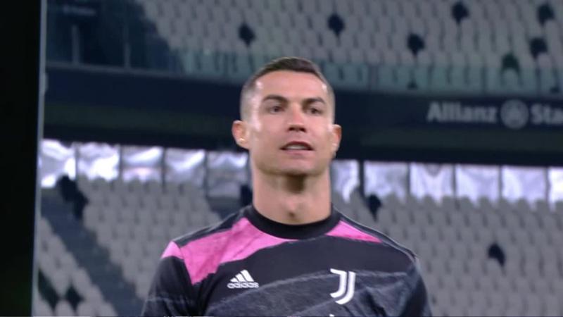 Криштиану Роналду получил награду лучшему игроку февраля в Серии А