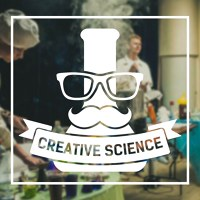Логотип Creative Science